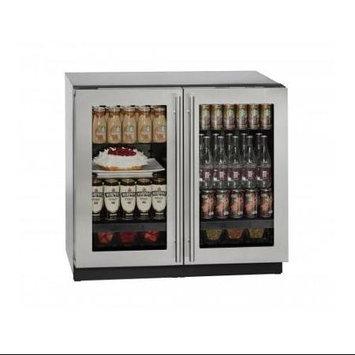 U-Line U3036RRGLS00A 6.9 cu. ft. Built-In Refrigerator