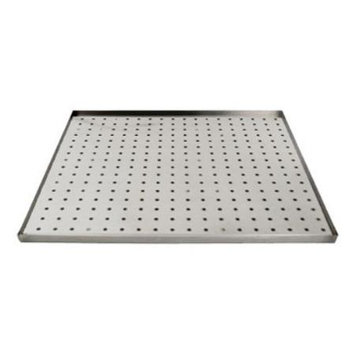 Tsm Products TSM 32730 Perforated Stainless Steel Dehydrator Drying Tray for D5