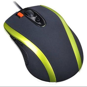 Westgear M-250 Wired USB Optical Mouse (Green)