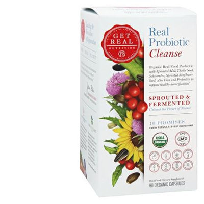Get Real Nutrition Real Probiotic Cleanse
