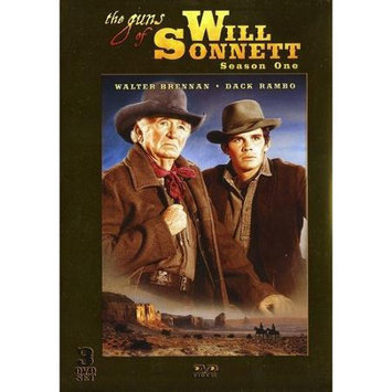 Timeless Media Group Guns Of Will Sonnett Ist Season [dvd/3 Discs]