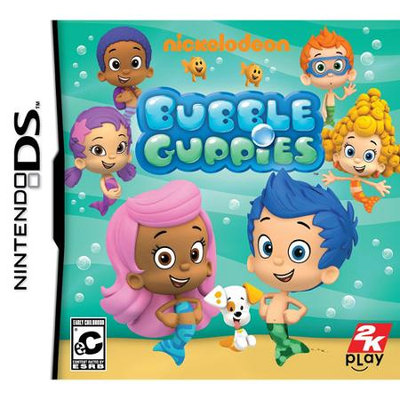 Take-two Interactive Software, Inc Taketwo Interactive 45202 Nickelodeon Bubble Guppies Nds