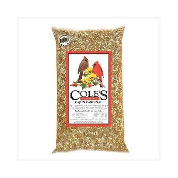 Cole's Wild Bird Products Cajun Cardinal 5 Lbs.