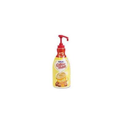 Nestlé Coffee-mate® Hazelnut Liquid Creamer Pump Bottle