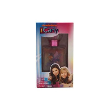 iCARLY For Girls 1.0oz Cologne Spray By NICKELODEON