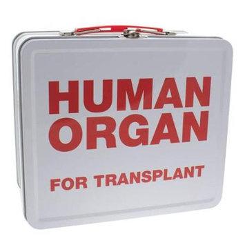 Aquarius Zombie Human Organ Lunch Box
