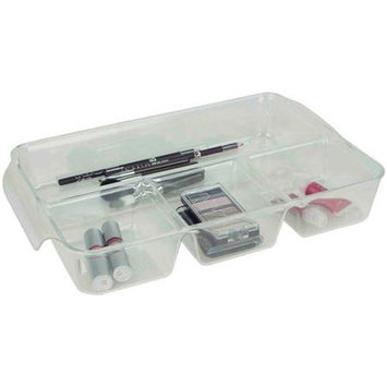 HDS Trading MH41143 Cosmetic Tray 4 Compartments