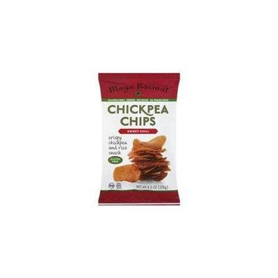 Maya Kaimal Chickpea Chips Sweet Chili 4.5 oz - Vegan