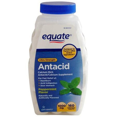 Equate Antacid Tablets Ultra Strength