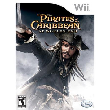 Pirates of the Caribbean: At World's End Wii Game BUENA VISTA