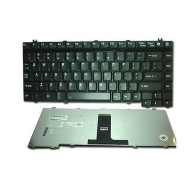 HQRP Laptop / Notebook Keyboard for Toshiba 48.N5601.001A / 6037A0091401 Replacement