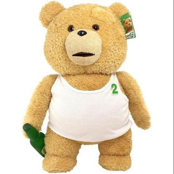 Commonwealth Ted 2 Ted in Tank Top 24-Inch R-Rated TalkingTeddy Bear