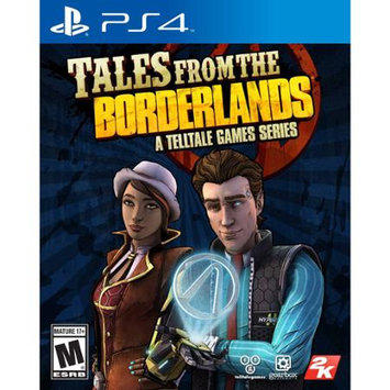 Take 2 Tales From Borderlands Playstation 4 [PS4]