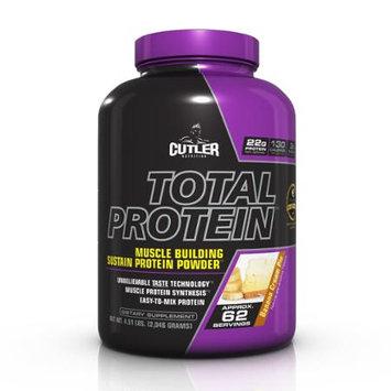 Cutler Nutrition Total Protein Powder, Banana Cream Pie, 4.5 Pound