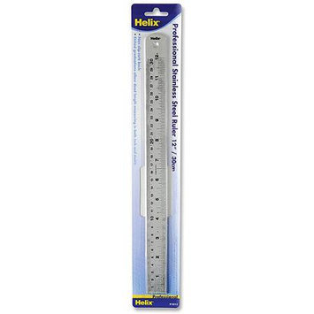 Helix Rulers Professional Ruler 12