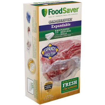 Foodsaver Expandable Vacuum Bag Rolls