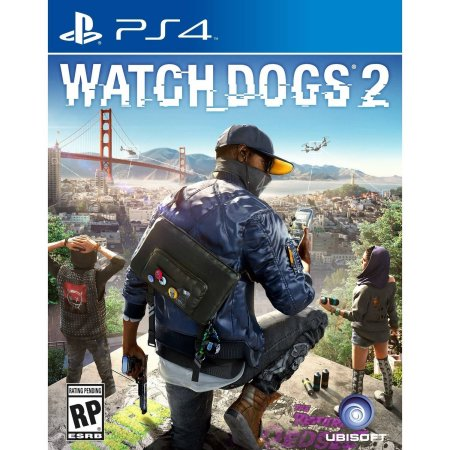 Ubisoft Watch Dogs 2 Limited Edition Day 1 Playstation 4 [PS4]