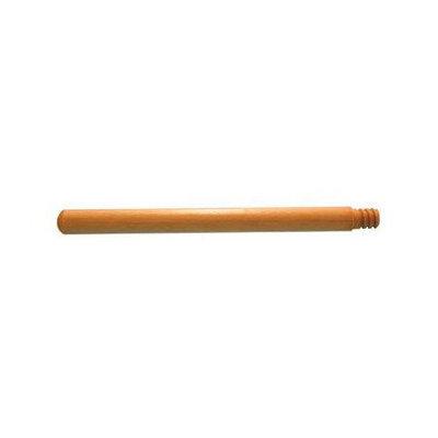 Magnolia Brush Wood Threaded Handle For Regular Line Floor Brush