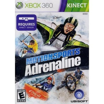 Ubisoft 008888526926 Motionsports: Adrenaline for Xbox 360