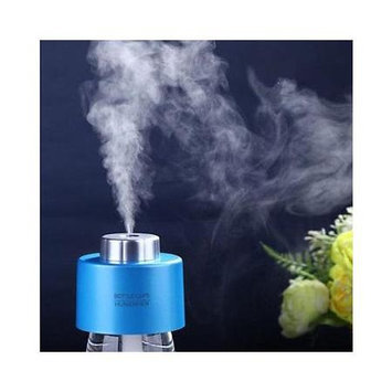 Image USB Portable Mini Water Bottle Caps Humidifier Aroma Air Diffuser Mist Maker
