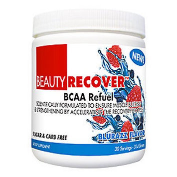 Beauty Fit - BeautyRecover Blurazz Flavor, 314 g powder