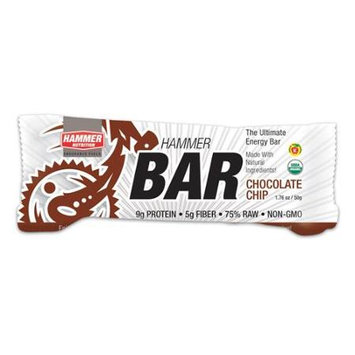 Hammer Nutrition Ultimate Energy Bar - Box of 12 (Chocolate Chip)