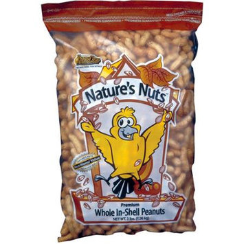 CHUCKANUT PRODUCTS 25 Lbs Premium Whole In Shell Peanuts