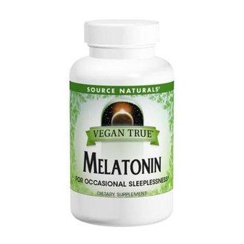 Source Naturals Vegan True Melatonin
