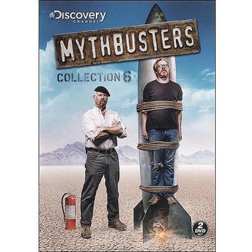 Discovery Channel, The Mythbusters: Collection 6 [2 Discs] (new)