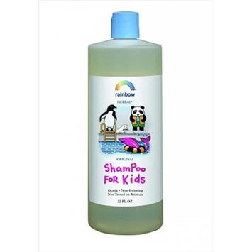 Shampoo For Kids, Original Scent 32 OZ by Rainbow Research