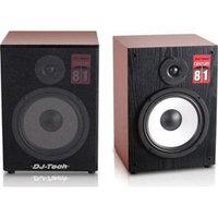 Dj Tech CENTURY81 2-way Loudspeaker W/detachable Grille & 8-in Woofer [single]