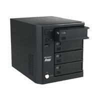 Verbatim PowerBay NAS RAID 3.5 8TB USB/RJ45/eSATA Quad Hard Drive Enclosure