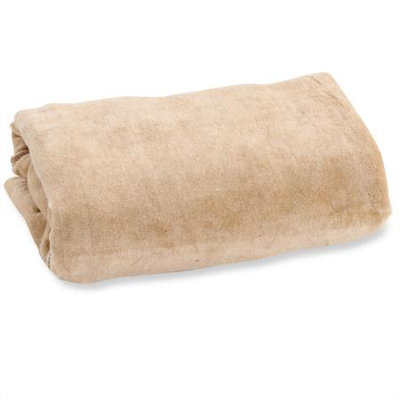 TL Care Inc. - Organic Cotton Contoured Changing Table Cover, Mocha