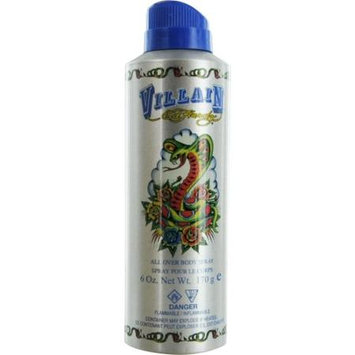 Ed Hardy Villian Body Spray 6.0 oz. 6.0 oz.