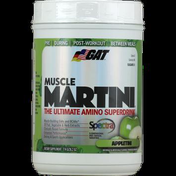 GAT Muscle Martini Appletini - 774 g