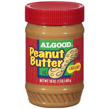 Algood Food Creamy Peanut Butter, 16 oz
