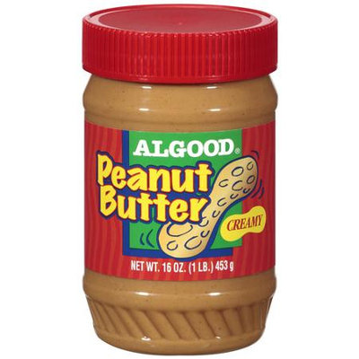 Algood Food Creamy Peanut Butter, 16 oz