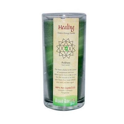 Aloha Bay Chakra Candle Jar Healing 11 oz