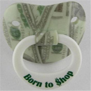 Billy Bob Teeth 90075 Born to Shop Pacifier