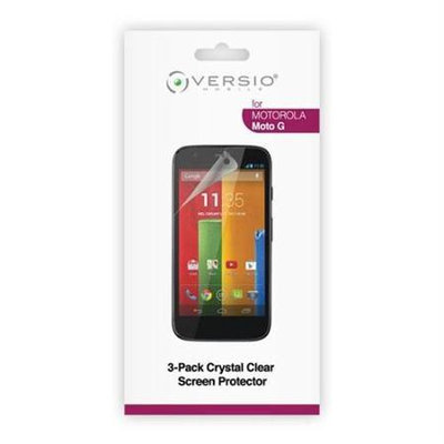 Versio Mobile Motorola Moto G Screen Protector - 3 Pack