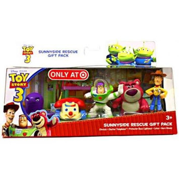 Mattel Toy Story 3 Sunnyside Daycare Rescue Gift Pack