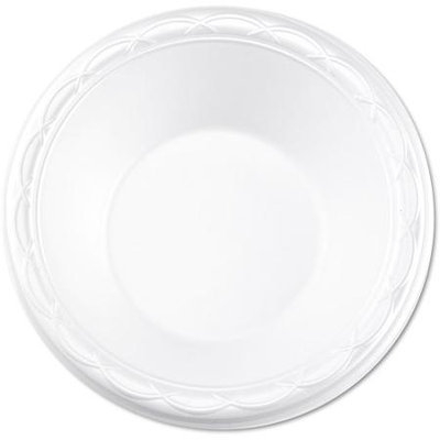 Dispoz-o Enviroware Foam Dinnerware Bowl in Wheat