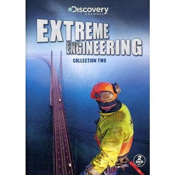 Discovery Channel Extreme Engineering: Collection 2 (dvd) (2 Disc)