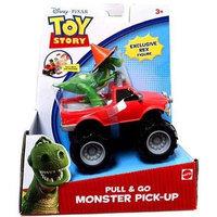 Disney Toy Story Pull & Go Vehicle Monster Pick Up Truck - MATTEL, INC.