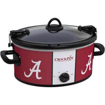 University Of Alabama NCAA Crock-Pot® Cook & Carry 6-Qt. Slow Cooker