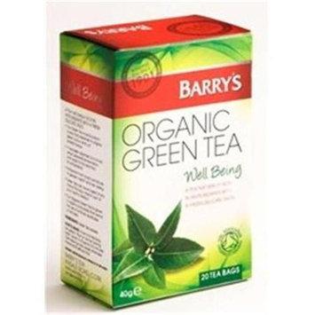 Barrys Tea Of Ireland BarryS Green Tea (Pack of 12)