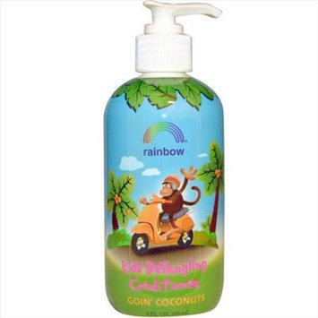Kids Conditioner Goin' Coconuts Rainbow Research 8 oz Liquid