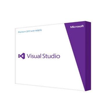Microsoft Retail Microsoft Visual Studio 2013 Premium With MSDN - Complete Product - 1 User - Development Tool - Standard Retail - DVD-ROM - PC - English