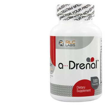 RLC Labs Adrenal Support 120 Capsules