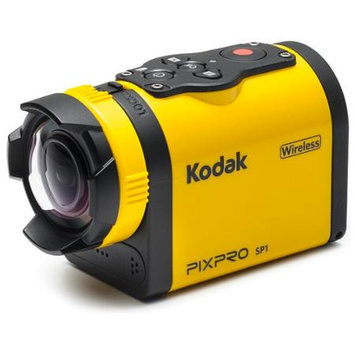 Kodak SP1 Waterproof Action Digital Camera w/ Extreme Pack 14MP, 1.5